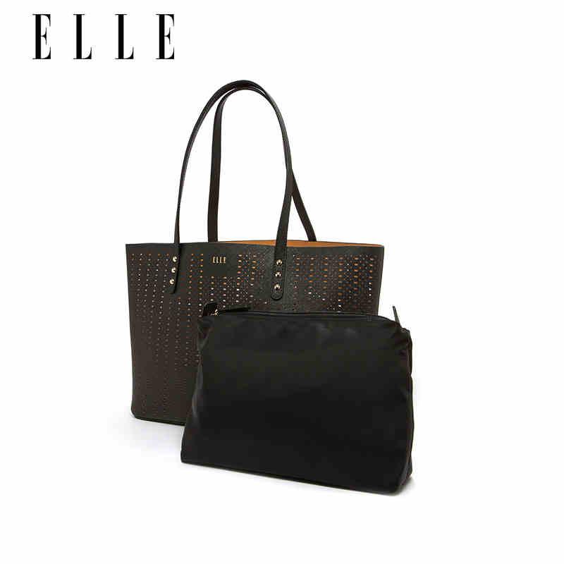 ELLE女包夏季新款70170欧美时尚手提包 1