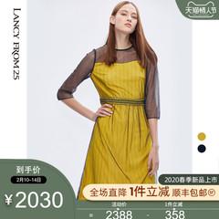 朗姿弹力女裤 17