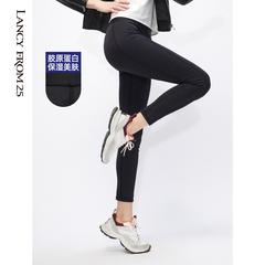 朗姿弹力女裤 2