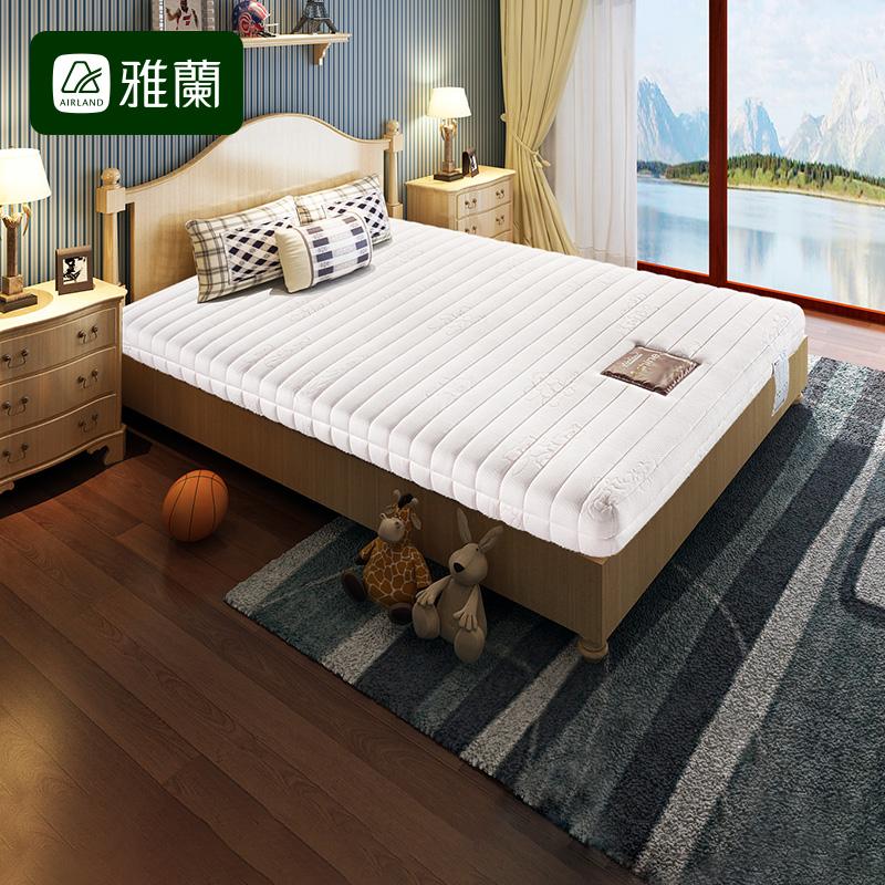 雅兰床垫1.5米1.8m柏瑞诗 4