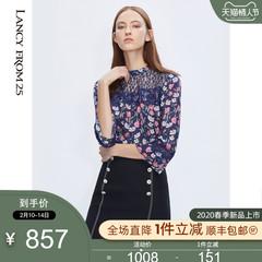 朗姿弹力女裤 3