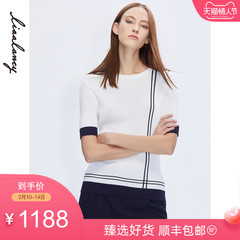 朗姿弹力女裤 11
