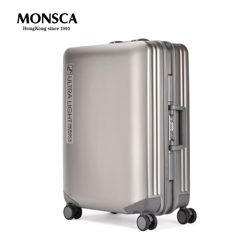MONSCA摩斯卡旅行拉杆箱 2