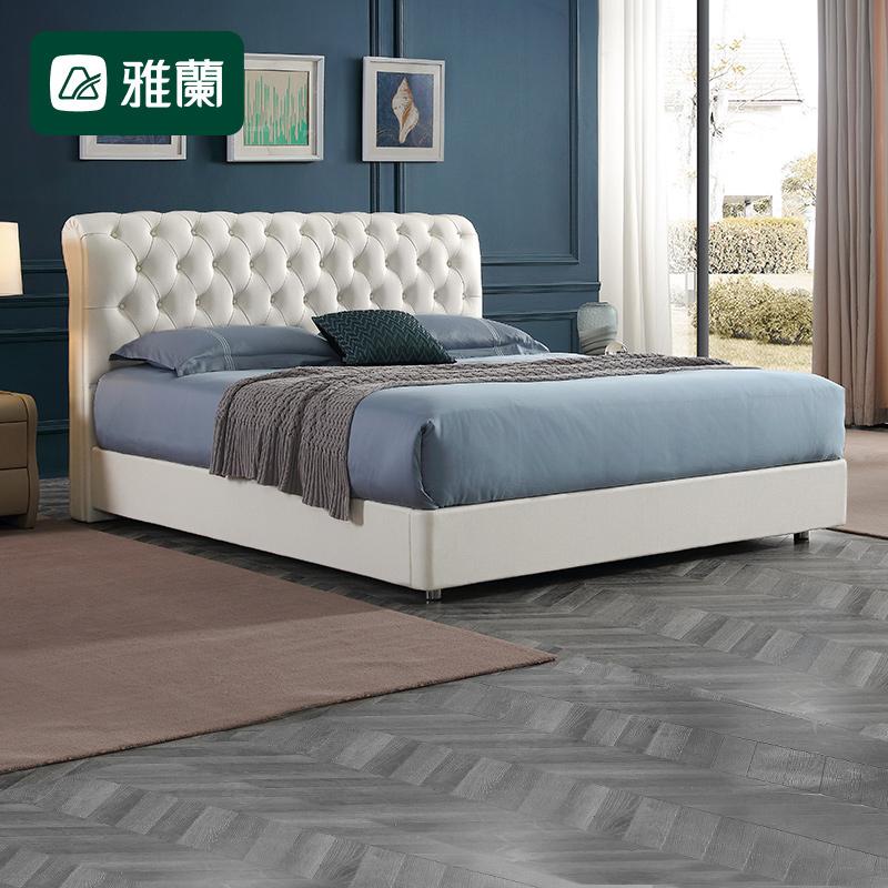 雅兰弹簧床垫1.5米1.8m硬垫 2