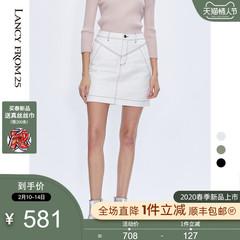 朗姿弹力女裤 19