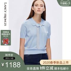 朗姿弹力女裤 20