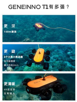 GENEINNO吉影水下摄像机 2