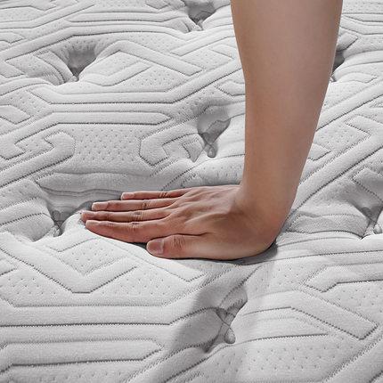 雅兰旗舰店官网天然乳胶床垫1.8m
