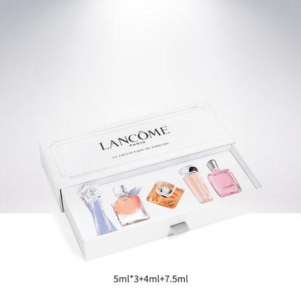 兰蔻优雅香氛锦盒5ML*3+4ML+7.5MLC025620