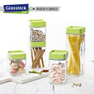 glasslock盖朗保鲜盒 3
