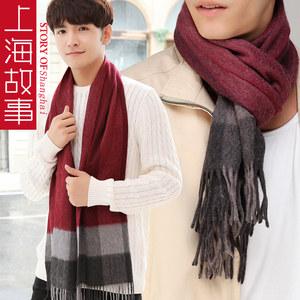 上海故事真丝围巾 2