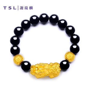 TSL谢瑞麟首饰项链 5
