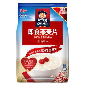 桂格燕麦片 6