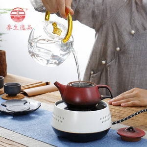 养生逸品瓷茶具 7