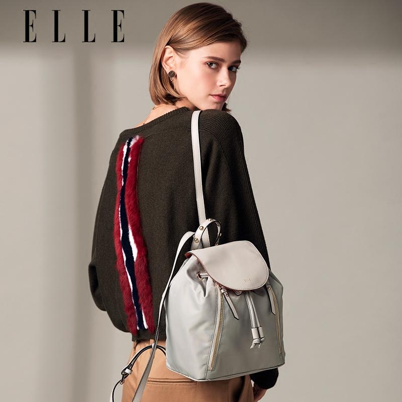 ELLE女包包80250双肩背包手提旅行包包 1