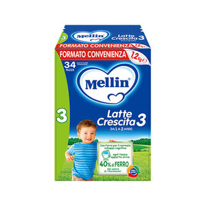 意大利mellin美林奶粉 4