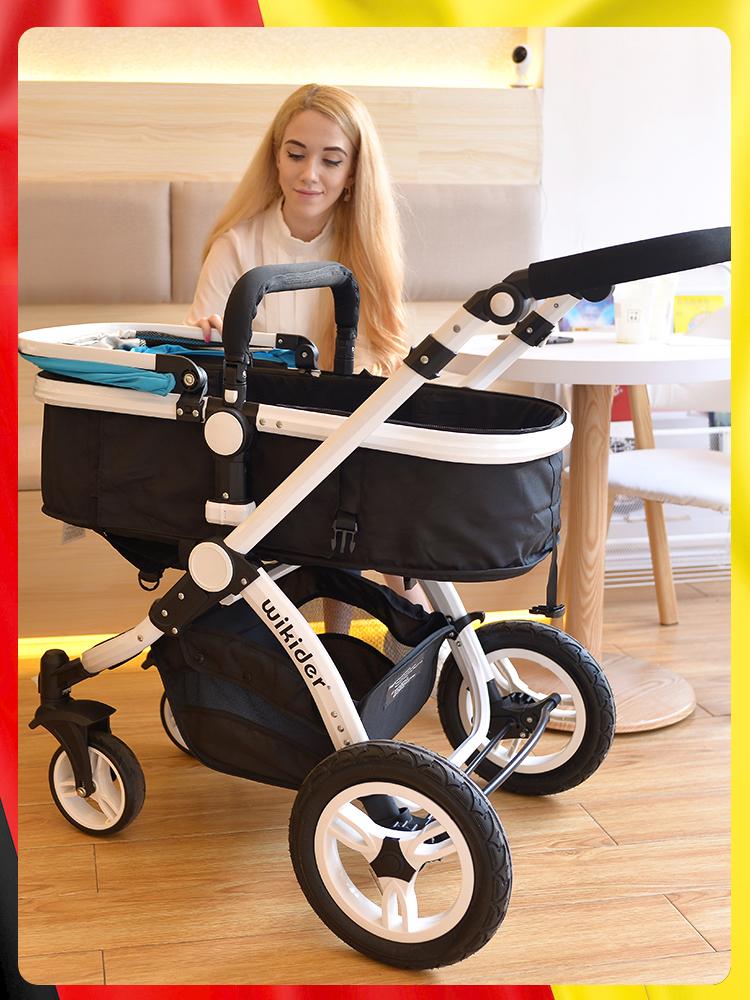 德国wikider威可迪婴儿车 2