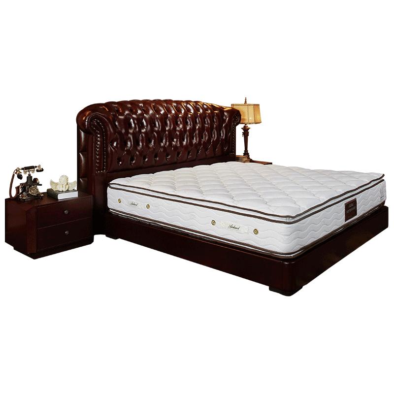 雅兰床垫凯宾斯基酒店款乳胶1.8m